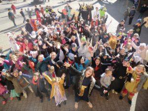 Carnaval à Notre Dame